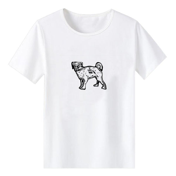 Pablos Pug ~ Men T-Shirt-Clothes-Pug You
