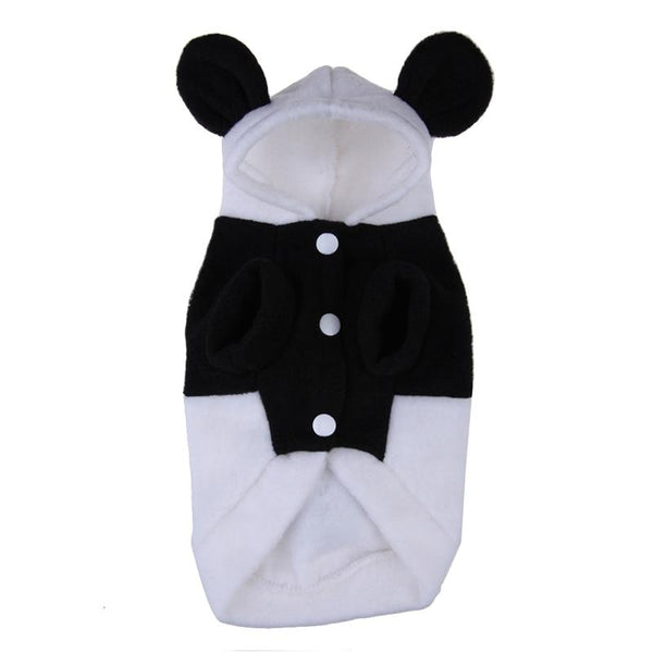 Pet Panda ~ Halloween Costume-Dog apparel-Pug You