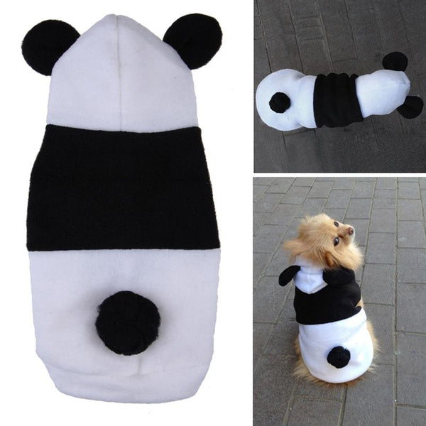 Pet Panda ~ Halloween Costume Dog apparel PUGYOU
