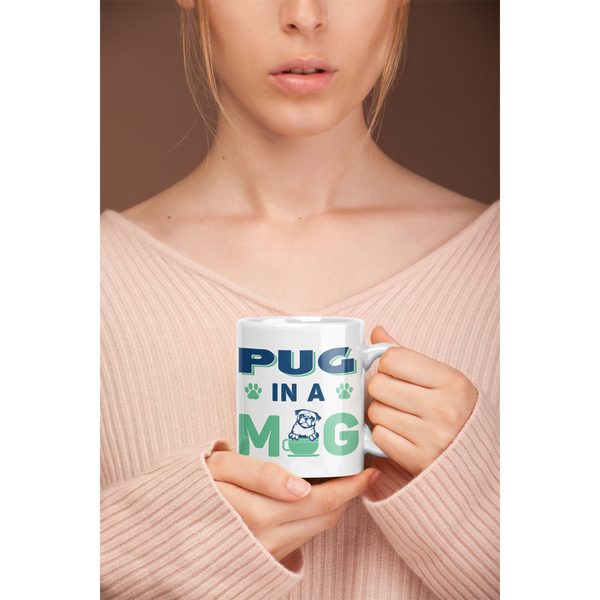 Pug in a Mug ~ Mug-Home-Pug You