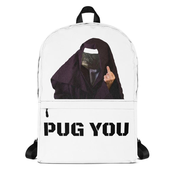 PUG YOU Nun - Backpack-Accessories-Pug You