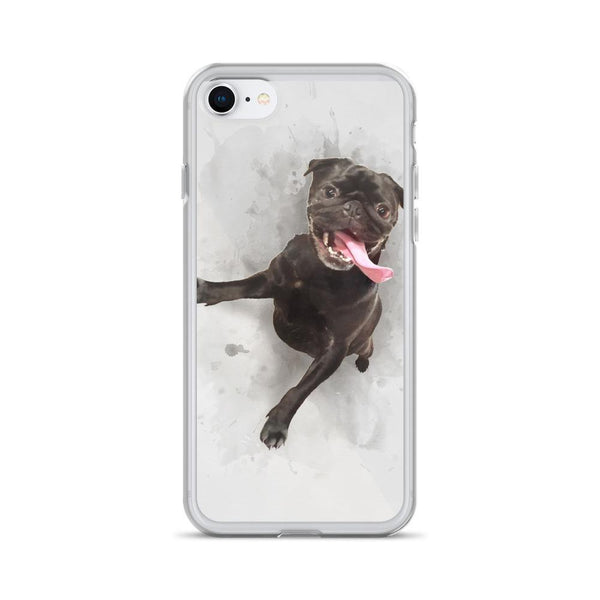 Pugged you ~ iPhone Case-Accessories-Pug You