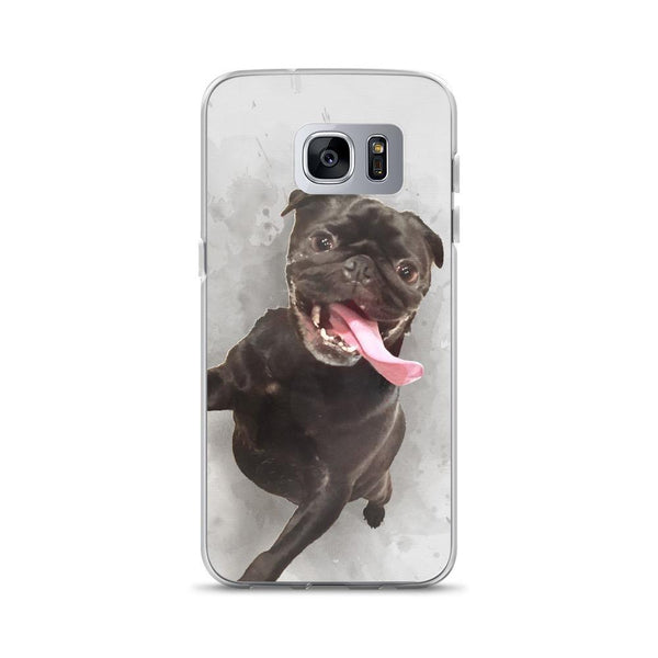 Pugged you ~ Samsung Case-Accessories-Pug You