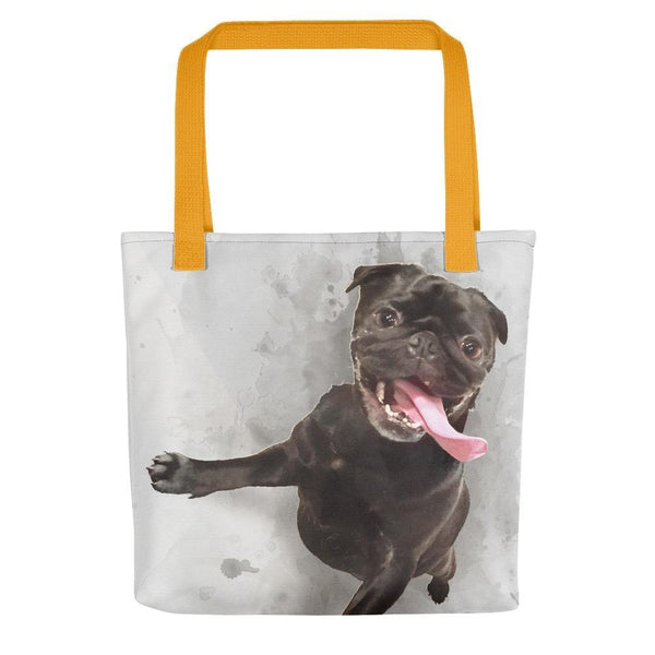 Pugged you ~ Tote bag-Accessories-Pug You