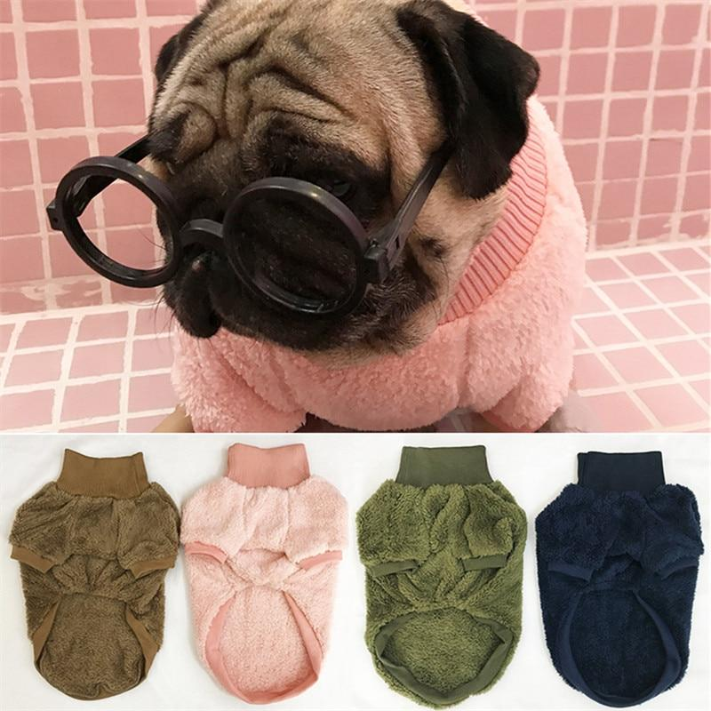 Soft and cute dog outfit-Dog Clothes-Pug You