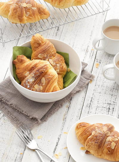 dowan 2 qt serving bowls with croissant in clearance items