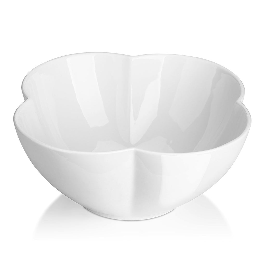 DOWAN® 1.7 Quart Porcelain Serving Bowls front view