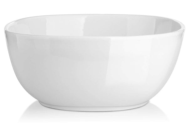 large Porcelain Salad Bowl