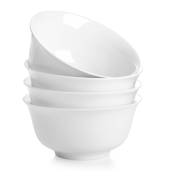 DOWAN 30 oz Porcelain Soup Bowl Set