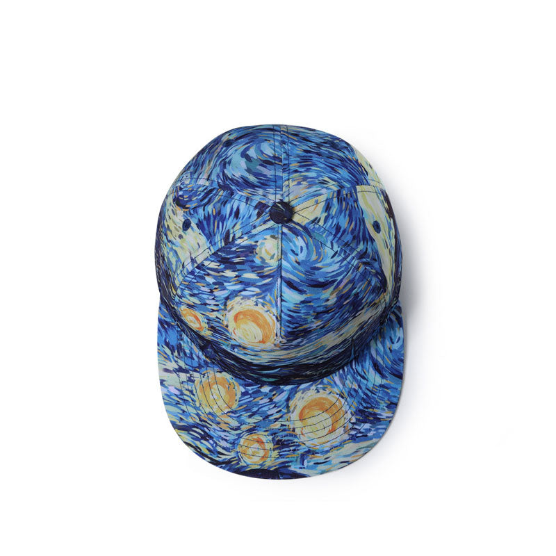 Starry Night  Hip-Hop Cap
