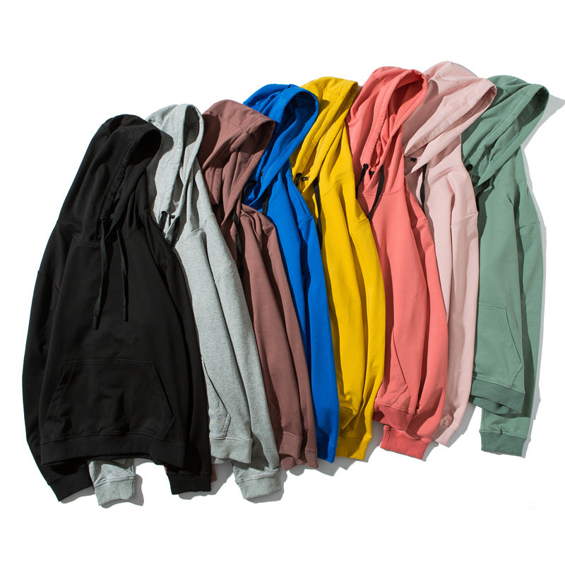Standard Cotton Hooded Sweatshirt