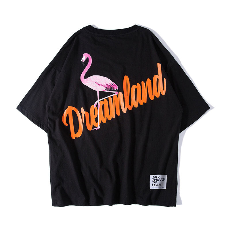Dreamland Flamingo T-shirt