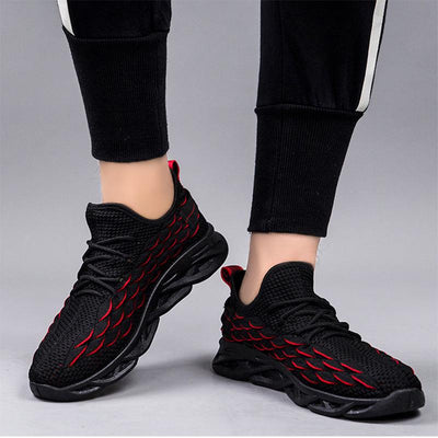 Men's Wild Sports Lace-up Running Shoes
