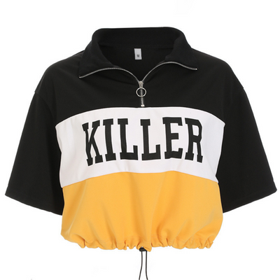 Killer Lapel  Tee