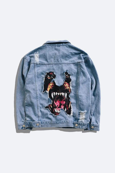 Tarnished Denim Jacket