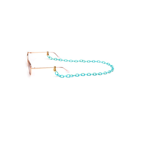 Turquoise Chain - Clip Style