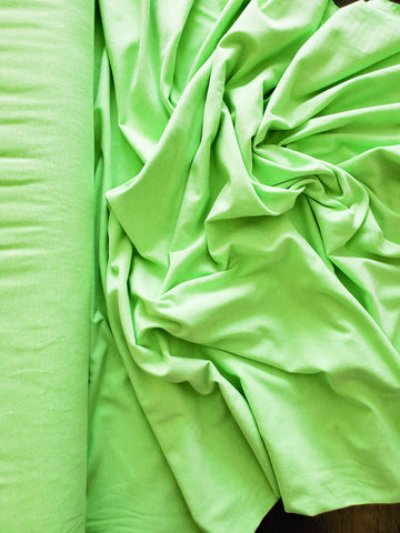 CUFFING- Heathered Green Neon