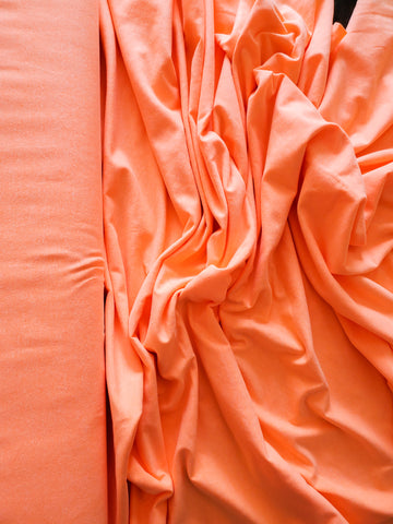 CUFFING- Heathered Orange Neon