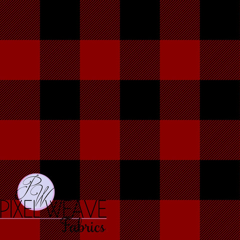 ***Red Plaid