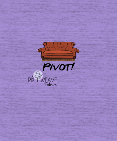 ***Purple Pivot Panel