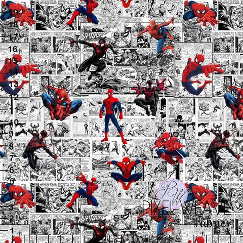 ***Spiderman Comics