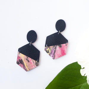 Lola Abstract - Black 10