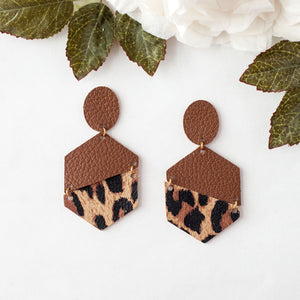 Lola Leopard - Brown