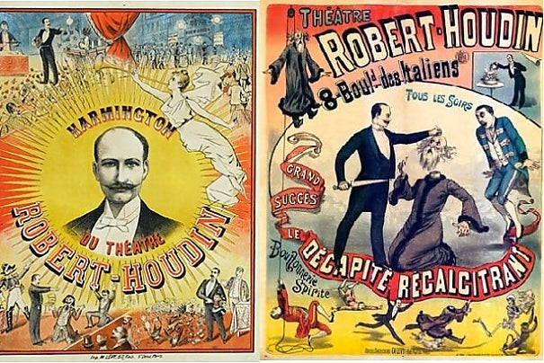 Did Magic Stop a War? 5 Facts About Jean-Eugène Robert-Houdin