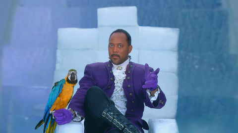 Kendrick Ice Mcdonald, the first black president of the SAM