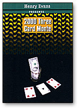 3 Card Monte 2000 by Henry Evens