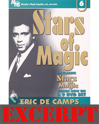 Ring And String Routine video DOWNLOAD (Excerpt of Stars Of Magic #6 (Eric DeCamps))