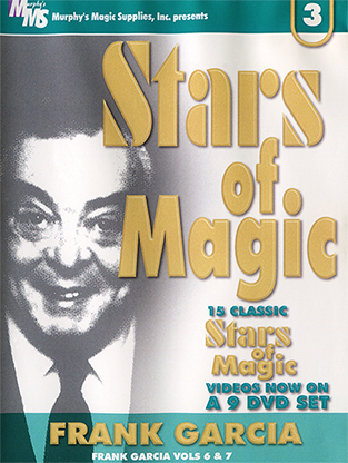 Stars Of Magic #3 (Frank Garcia) DOWNLOAD