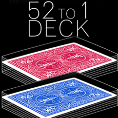 52 to One Deck by Wayne Fox