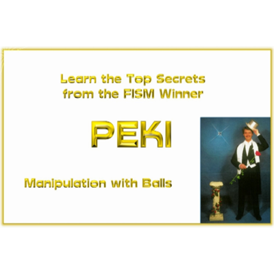 Manipulation with Balls from PEKI - Video DOWNLOAD