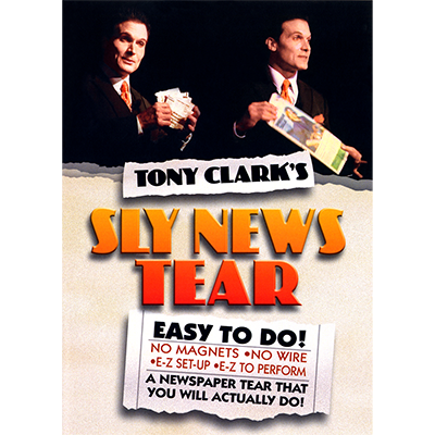 Sly News Tear by Tony Clark DOWNLOAD