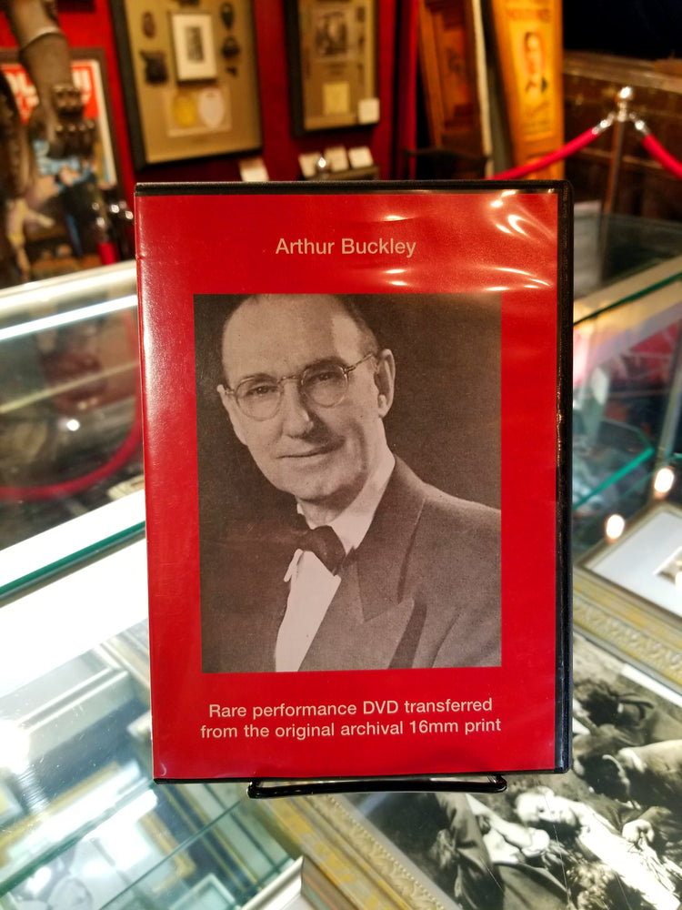 Arthur Buckley DVD