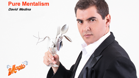Pure Mentalism by David Medina (Portuguese Language) video DOWNLOAD