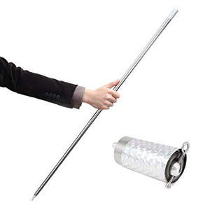 Appearing Metal Cane (Limited Silver)
