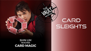 The Vault - Card Sleights by Shin Lim video DOWNLOAD