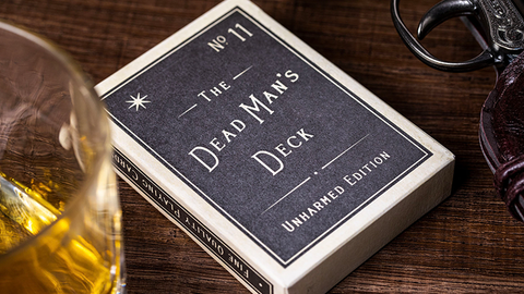 The Dead Man's Deck: Unharmed Edition Playing Cards by Cartamundi