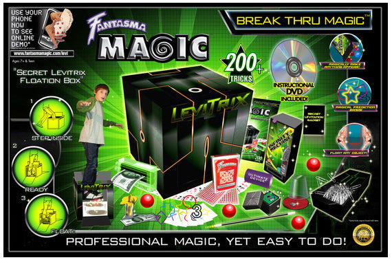 Break Thru Magic Set