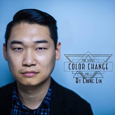 Color Change by Cheng Lin