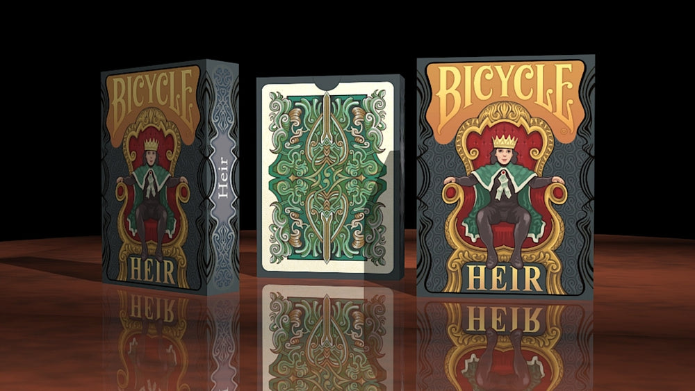 Heir Playing Cards