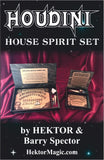 HOUDINI HOUSE SPIRIT SET Extremely Limited Edition!