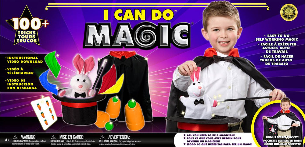 I Can Do Magic Set