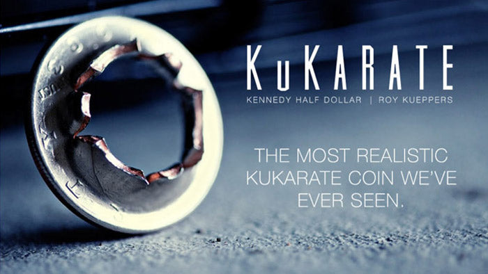 Kukarate Coin by Roy Kueppers