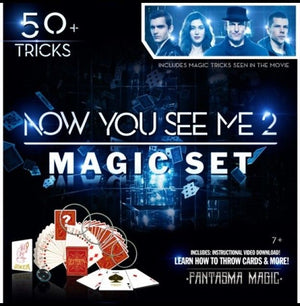 Now You See Me 2 Magic Set