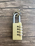 Magic Anniversary Padlock