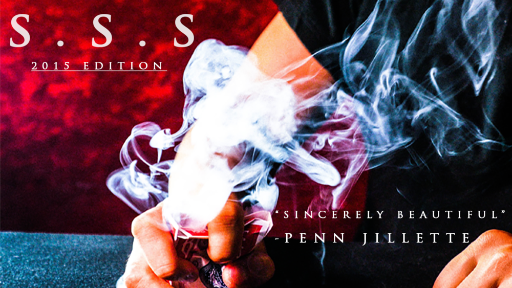 S.S.S. by Shin Lim