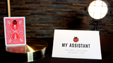 My Assistant (Gimmicks and Online Instructions) by Massimo Cascione and Anthony Stan (online only)